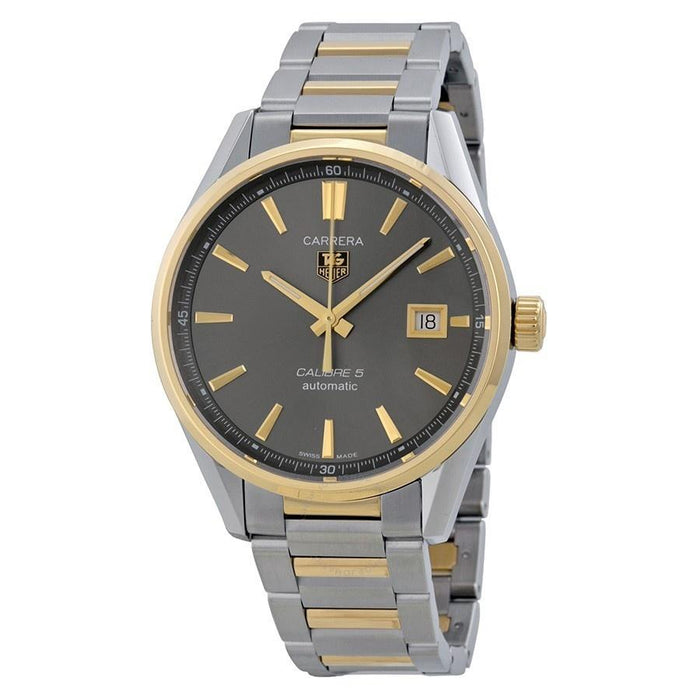 Tag Heuer Men's WAR215C.BD0783 Carerra Automatic Two-Tone Stainless Steel Watch