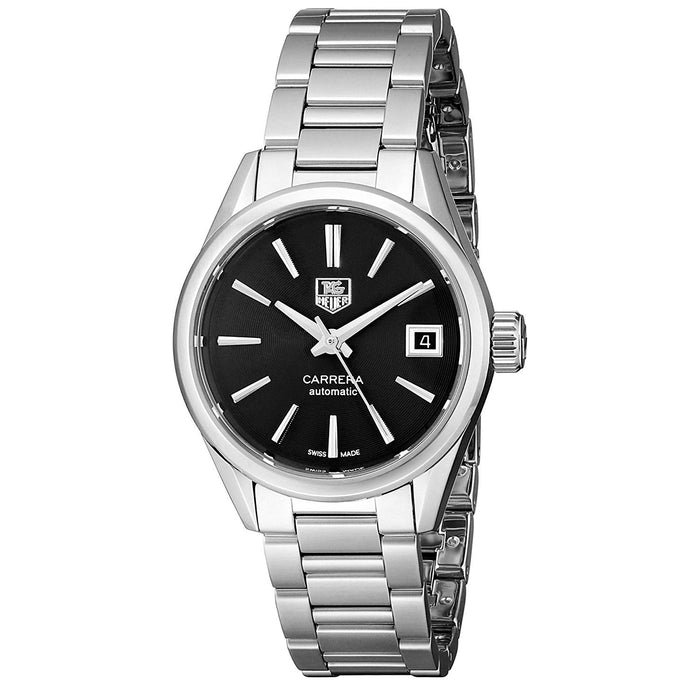 Tag Heuer Women's WAR2410.BA0770 Carrera Automatic Stainless Steel Watch