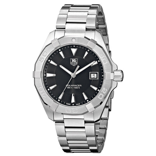 Tag Heuer Men's WAY1110.BA0910 Aquaracer Stainless Steel Watch