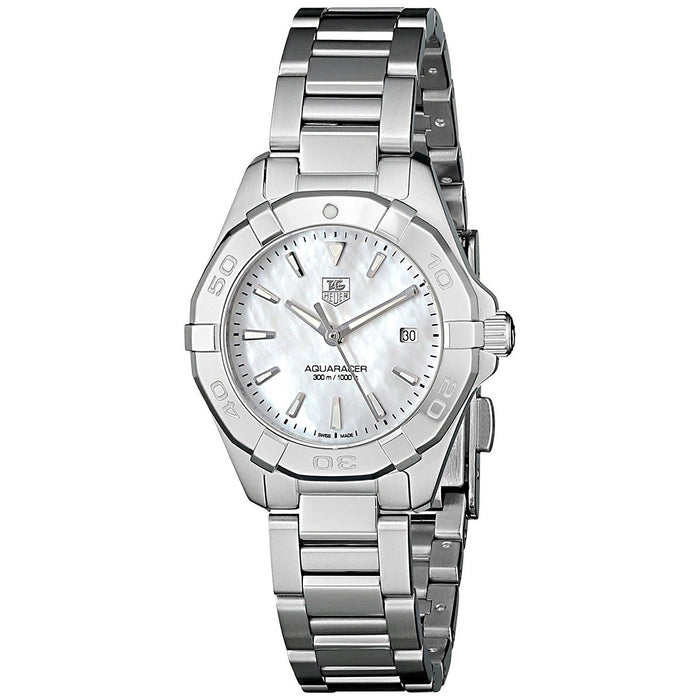 Tag Heuer Women's WAY1412.BA0920 Aquaracer Stainless Steel Watch