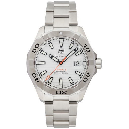 Tag Heuer Men's WAY2013.BA0927 Aquaracer Automatic Stainless Steel Watch