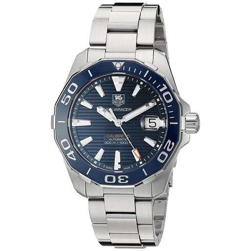 Tag Heuer Men's WAY211C.BA0928 Aquaracer Automatic Stainless Steel Watch