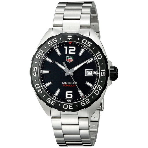 Tag Heuer Men's WAZ1110.BA0875 Formula One Stainless Steel Watch