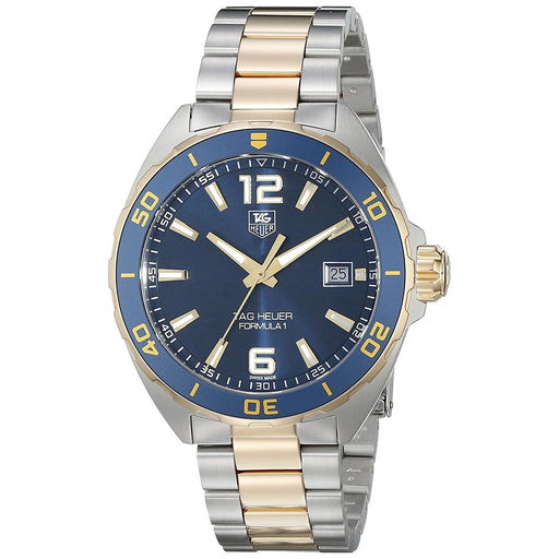 Tag Heuer Men's WAZ1120.BB0879 Formula 1 Two-Tone Stainless Steel Watch
