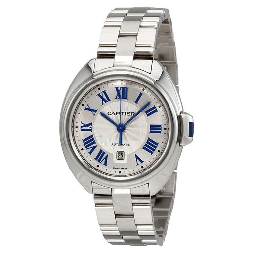 Cartier Women's WSCL0005 Cle Automatic Stainless Steel Watch