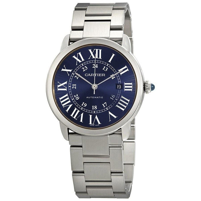 Cartier Men's WSRN0023 Ronde Solo Stainless Steel Watch