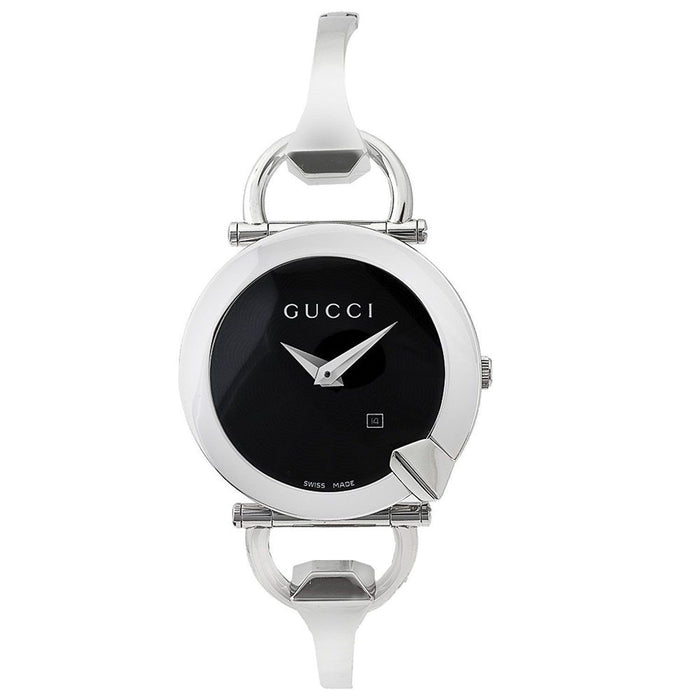 Gucci Women's YA122502 Chiodo Stainless Steel Watch