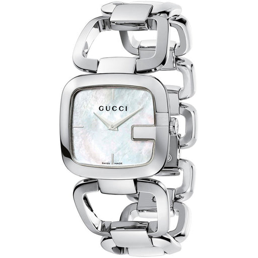 Gucci Women's YA125404 G-Class Stainless Steel Watch