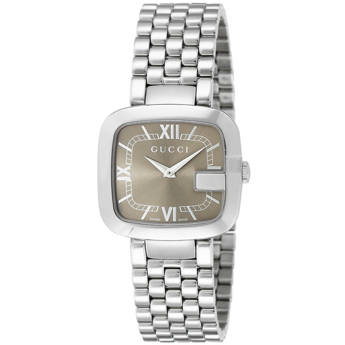 Gucci Women's YA125413 G-Gucci Stainless Steel Watch
