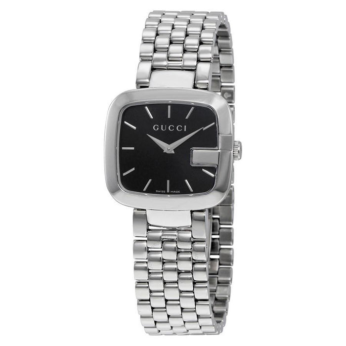 Gucci Women's YA125416 G-Gucci Stainless Steel Watch