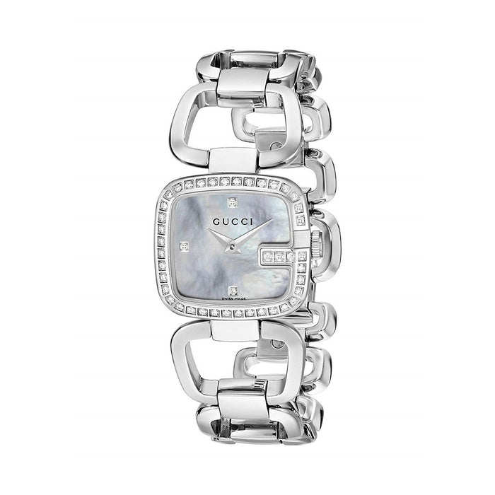 Gucci Women's YA125506 G-Gucci Stainless Steel Watch
