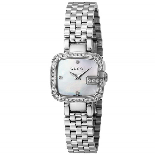 Gucci Women's YA125519  125 G-Gucci  Stainless Steel Watch