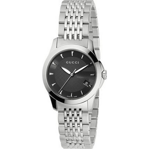 Gucci Women's YA126502 G-Timeless Stainless Steel Watch