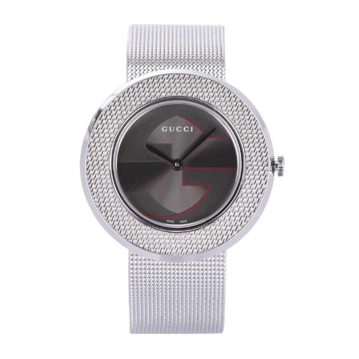 Gucci Women's YA129446 U-Play Stainless Steel Watch