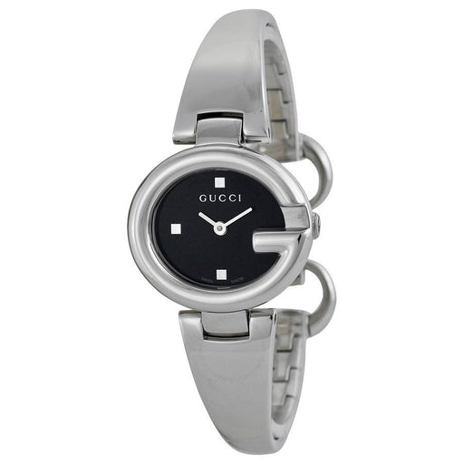 Gucci Women's YA134501 Guccissima Stainless Steel Watch