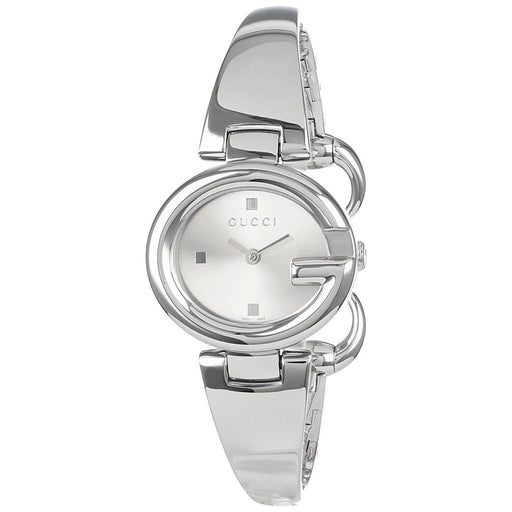 Gucci Women's YA134502 Guccissima Stainless Steel Watch