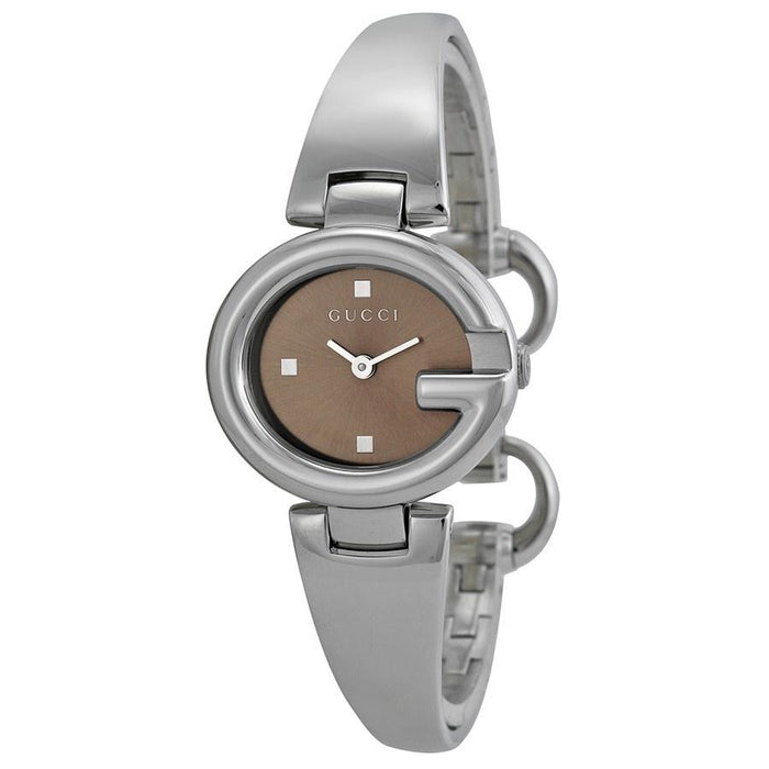 Gucci Women's YA134503 Guccissima Stainless Steel Watch