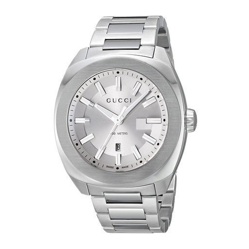 Gucci Women's YA142402 GG2570 Stainless Steel Watch