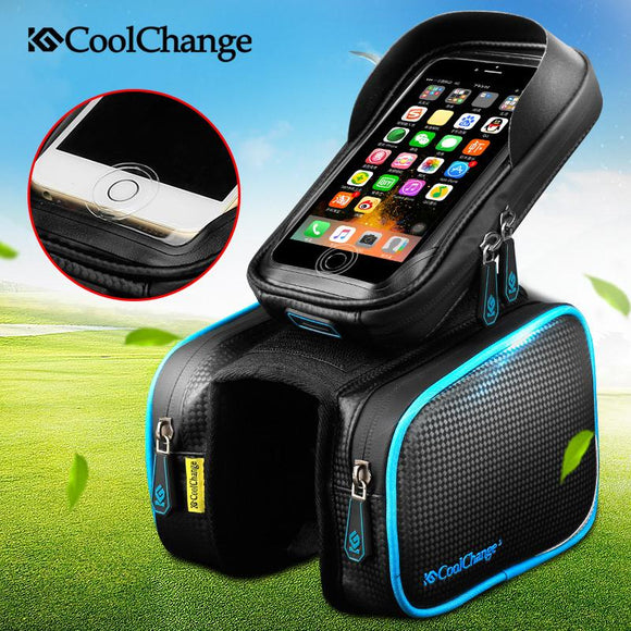 CoolChange Waterproof Bike Bag