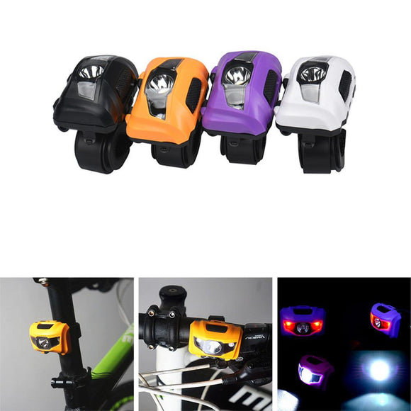 Lightweight Waterproof Bicycle Light