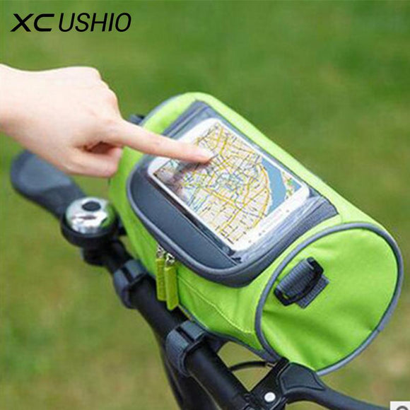 Waterproof Bicycle & Phone Bag