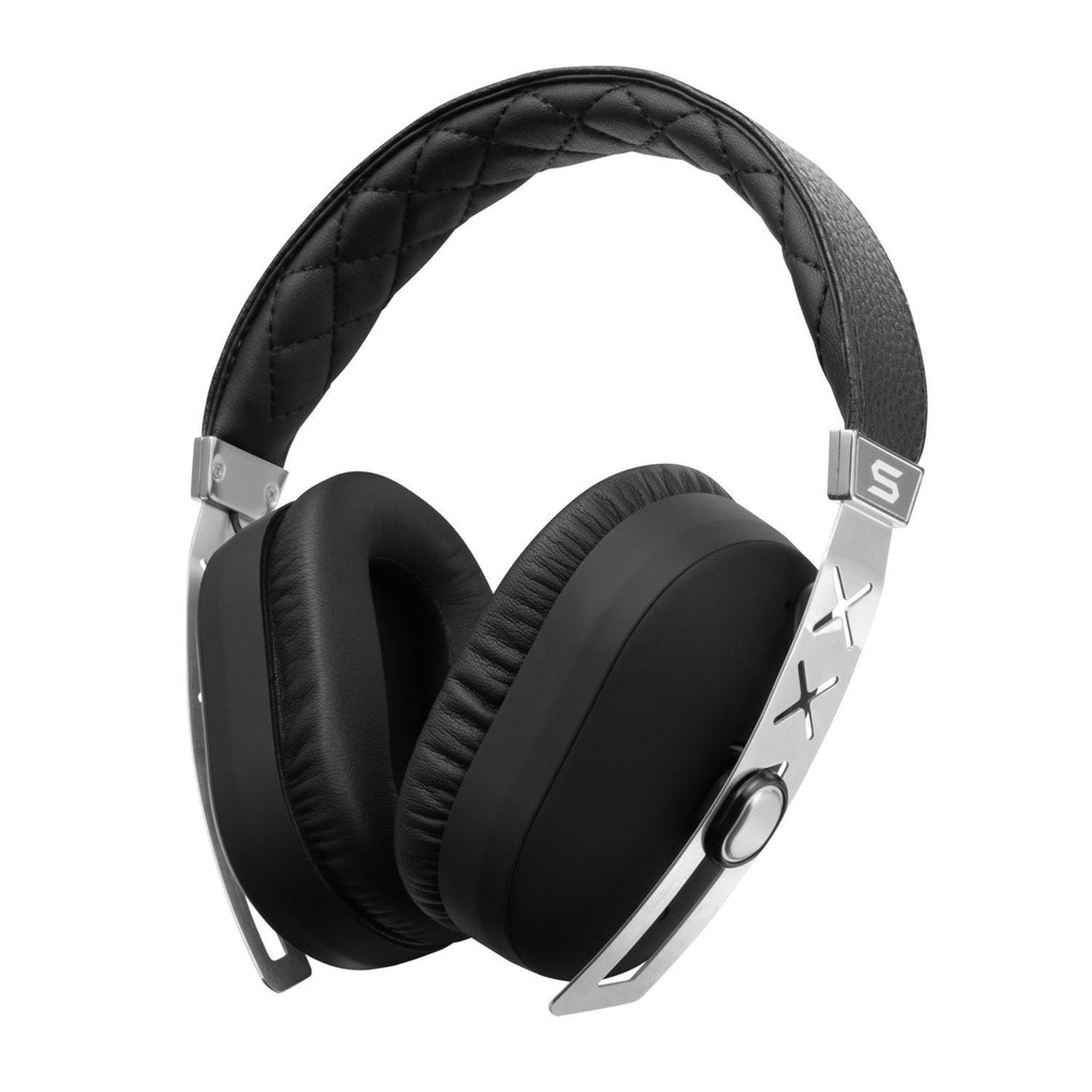 Jet Pro Silver Hi Definition Noise Cancelling Headphones