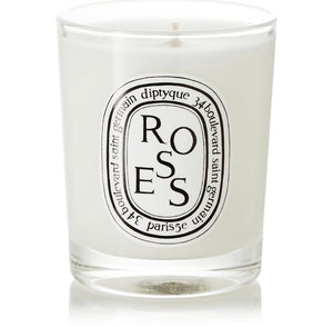 Diptyque Roses scented candle, 70g