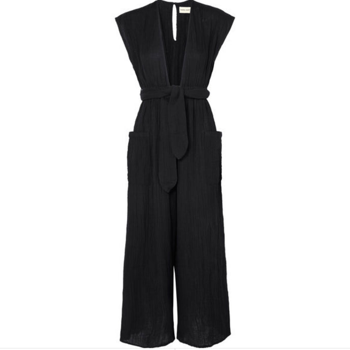 Mara Hoffmann Whitney Cotton Jumpsuit