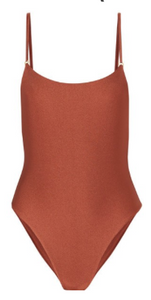 JADE SWIM Reel swimsuit
