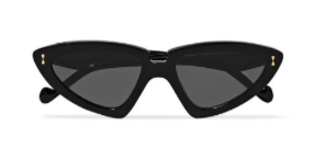 ZIMMERMANN Verona cat-eye acetate sunglasses