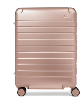 AWAY Medium aluminum suitcase