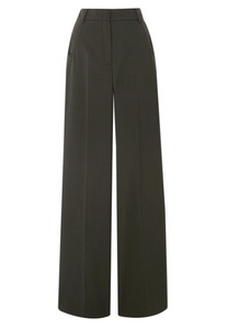 AKRIS Floyd wool-twill wide-leg pants