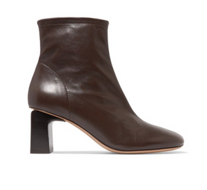 BY FAR Vasi leather ankle boot