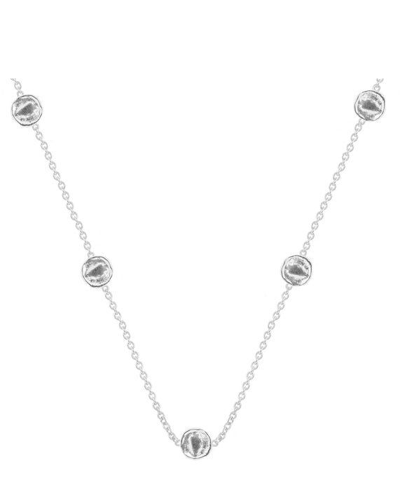 Silver Heritage Necklace Multi S