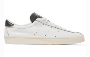 ADIDAS ORIGINALS LACOMBE TEXTURED-LEATHER SNEAKERS