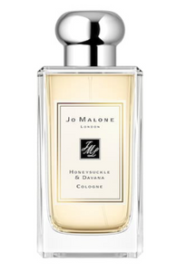 Jo Malone London Honeysuckle & Davana Cologne 3.4 oz/ 100 mL Eau de Parfum Spray