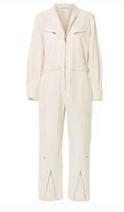STELLA MCCARTNEY Twill jumpsuit
