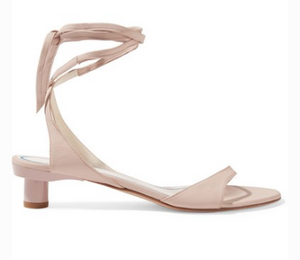 TIBI Scott Glove leather sandals