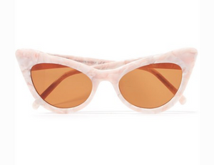 GANNI Cat-eye acetate sunglasses