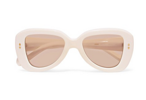 ZIMMERMANN Juno D-frame acetate sunglasses