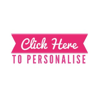 Personalisation and Customisation Add Ons