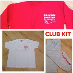 Falcon Spartak Gymnastics Club Kit by Fliptastic