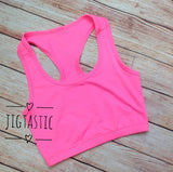 Jigtastic crop top is perfect for practice or for feis wear under your dress