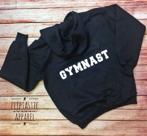 COLLEGE HOODIE - Customise to any activity