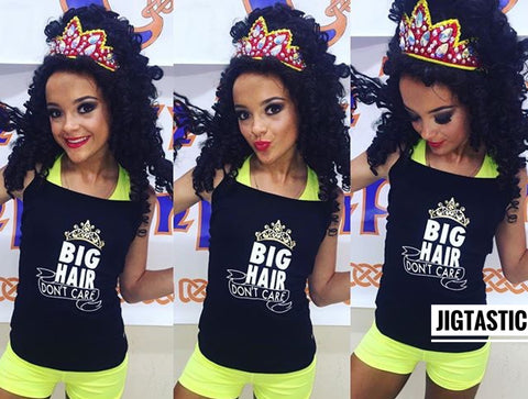 BIG HAIR FEIS VEST (Made to order)
