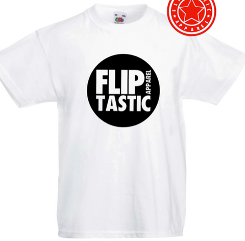 FLIPTASTIC SPOT ON T-SHIRT
