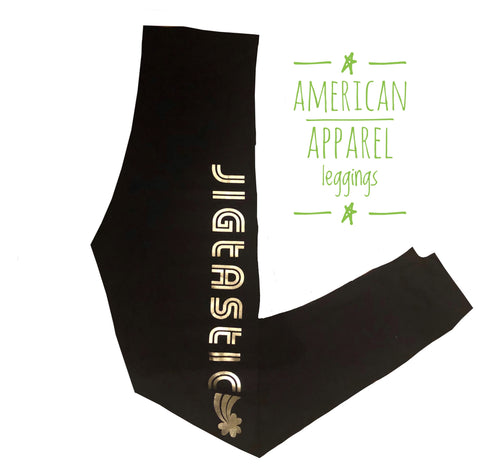 American Apparel ladies leggings