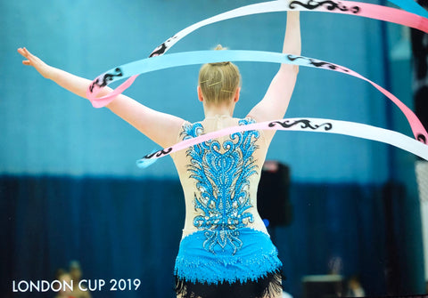 Deposit for Individual Bespoke Rhythmic Gymnast Leotard