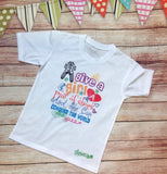 GIVE A GIRL A PAIR OF SHOES IRISH DANCE T SHIRT