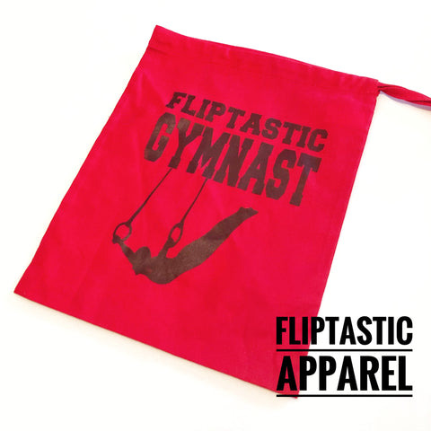 FLIPTASTIC GYMNAST BOYS GRIP BAG